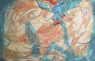 Mulheres acrylic on canvas 100 x 80 cm